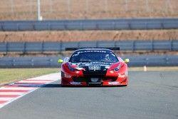 #57 Vita4one Racing Team BMW Z4: Mathias Lauda, Gregory Franchi, Frank Kechele