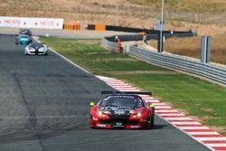 #57 Vita4one Racing Team Italy Ferrari 458 Italia: Eugenio Amos, Giacomo Petrobelli, Alessandro Bona
