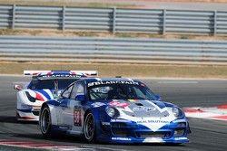 #58 Exagon Engineering / Royal Ecuries Ardennes Porsche 997 GT3 R: Christian Kelders, Daniel Desbrue