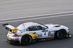 #4 Marc VDS BMW Z4: Bert Longin, Nick Catsburg, Henri Moser