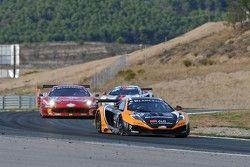 #15 Boutsen Ginion Racing McLaren MP4-12C GT3: Edouard Mondron, Jerome Thiry, Fabien Thuner