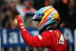 3. Fernando Alonso, Scuderia Ferrari