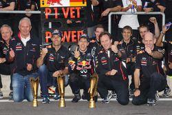 Mark Webber, Red Bull Racing Team Principal