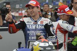 Segundo lugar Jorge Lorenzo, Yamaha Factory Racing