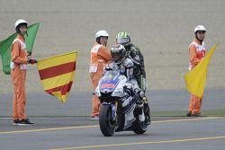 Jorge Lorenzo, Yamaha Factory Racing, Cal Crutchlow, Yamaha Tech 3