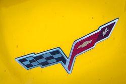 Logo Corvette Racing Chevrolet Corvette C6 ZR1