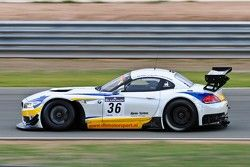 #36 DB Motorsport BMW Z4 GT3: Jeroen den Boer, Michael Mallock, Nicolaus Mayr-Melnhof