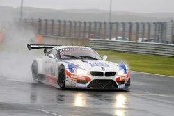 #37 DB Motorsport BMW Z4 GT3: Simon Knap, Andrew Danyliw, Jochen Habets, #36 DB Motorsport BMW Z4 GT
