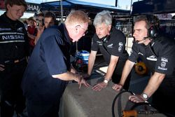 Don Panoz and Ben Bowlby