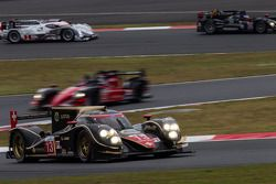 #13 Rebellion Racing Lola B12/60 Coupé Toyota: Andrea Belicchi, Harold Primat