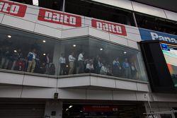 Toyota bekijkt pitstop