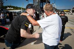 Chris Dyson and Greg Pickett