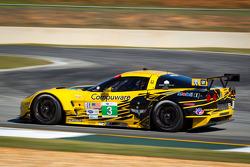 #3 Corvette Racing Chevrolet Corvette C6 ZR1: Jan Magnussen, Antonio Garcia, Jordan Taylor