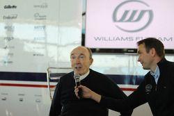 Мероприятие Williams F1 для прессы и партнёров, Особое мероприятие.