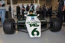 Бруно Сенна. Мероприятие Williams F1 для прессы и партнёров, Особое мероприятие.