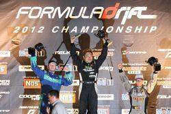 Daigo Saito podium