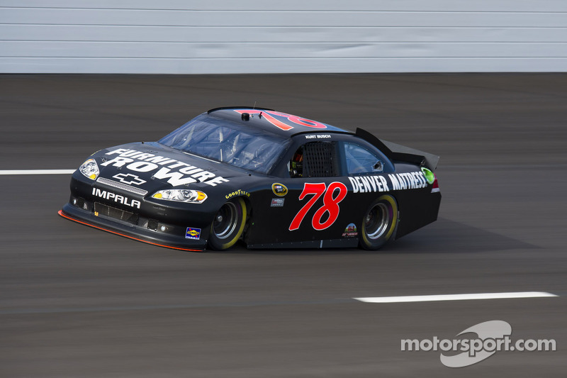 Kurt Busch, Furniture Row Racing Chevrolet