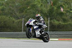 Хорхе Лорнецо. ГП Малайзии, пятничная тренировка.