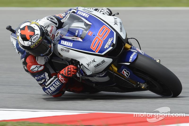 2012: MotoGP, Campeão - Jorge Lorenzo - Yamaha