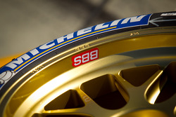 BBS wheel detail