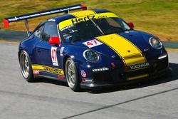 #47 Wright Motorsports, Porsche 997/2010: John Baker