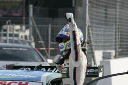 Pole position for Augusto Farfus Jr., BMW Team RBM BMW M3 DTM