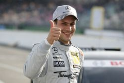 Second place Gary Paffett, Team HWA AMG Mercedes, AMG Mercedes C-Coupe