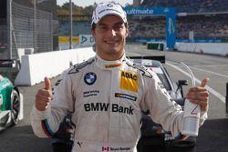 Third place Bruno Spengler, BMW Team Schnitzer BMW M3 DTM
