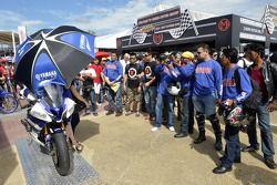 Yamaha fans