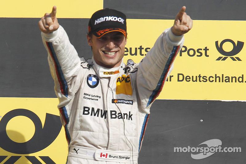 2012: Бруно Сперглер, Schnitzer Motorsport