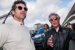 Patrick Dempsey ve Mario Andretti