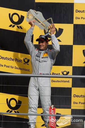 2nd in 2012, Gary Paffett, Team HWA AMG Mercedes, AMG Mercedes C-Coupe