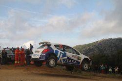Giacomo Costenaro en Giacomo Ciucci, Peugeot 207 S2000