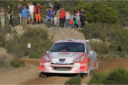 Mauro Spagolla and Gianni Marchi, Peugeot 207 S2000