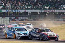 Pepe Oriola, BMW 320 TC, ROAL Motorsport