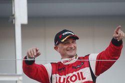 3rd position Gabriele Tarquini, SEAT Leon WTCC, Lukoil Racing Team