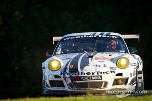 #22 Alex Job Racing Porsche 911 GT3 Cup: Cooper MacNeil, Leh Keen, Dion von Moltke