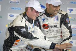 PC podium: Alex Popow and Ryan Dalziel