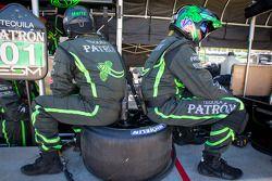Membres de l'équipe Extreme Speed Motorsports