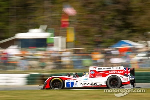 #1 Greaves Motorsports Zytek Z11SN Nissan: Alex Brundle, Alex Buncombe, Tom Kimber-Smith