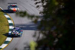 #66 TRG Porsche 911 GT3 Cup: Spencer Pumpelly, Emilio Di Guida, Nelson Canache en #31 NGT Motorsport