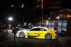 DTM Car Presentation