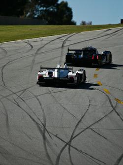 #6 Muscle Milk Pickett Racing HPD ARX-03a Honda: Lucas Luhr, Klaus Graf, Romain Dumas