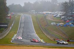 #48 Paul Miller Racing Porsche 911 GT3 RSR: Bryce Miller, Sascha Maassen, Richard Lietz, #46 Thiriet