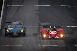 #9 RSR Racing Oreca FLM09: Bruno Junqueira, Tomy Drissi, Ricardo Vera, #68 TRG Porsche 911 GT3 Cup: Emmanuel Collard, Manuel Gutierrez, Mike Hedlund