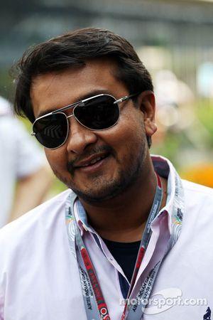 Sameer Gaur, Jaypee Group Direktörü