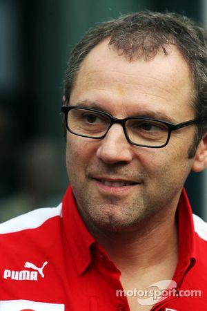 Stefano Domenicali, Ferrari Direktörüü