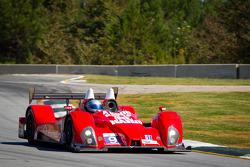 #9 RSR Racing Oreca FLM09: Bruno Junqueira, Tomy Drissi, Ricardo Vera