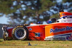 Martin Scuncio crash