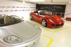 Выставка Ferrari Серджио Пининфарины, особое событие.